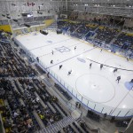 Hockey in Action at the Mattamy Center